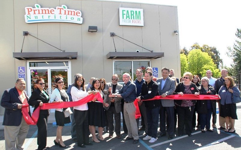 Prime Time Nutrition Farm Fresh Foods now open in The Avenues community